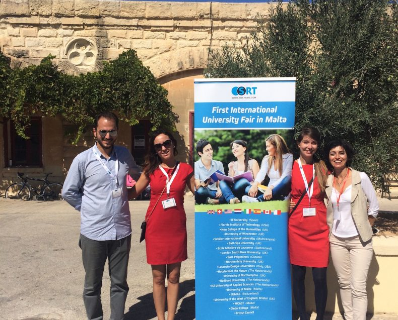 Malta as a  student recruitment destination